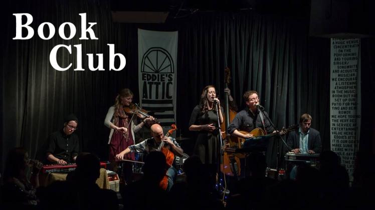 band - book club ready